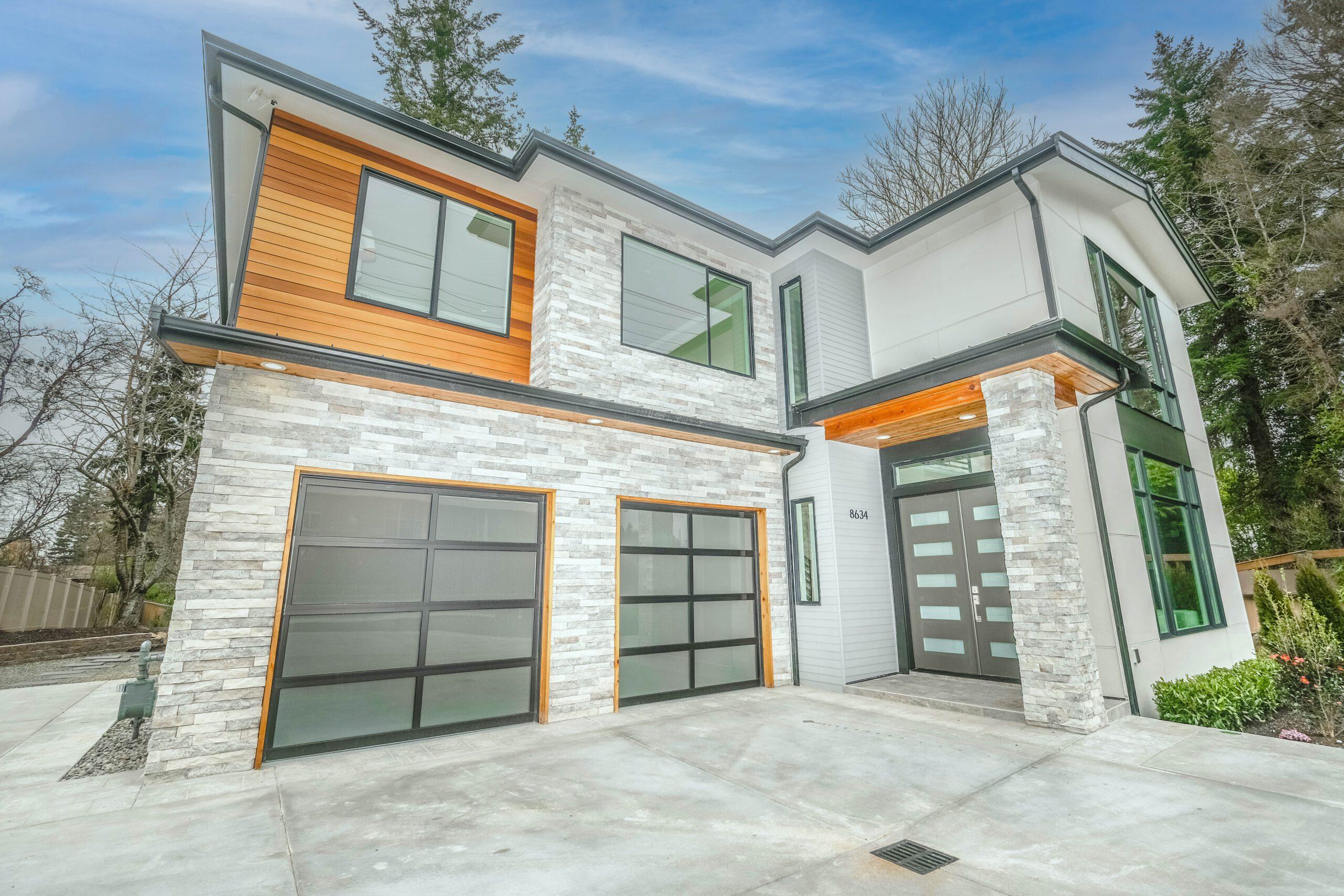 Een moderne villa is de perfecte werkplek