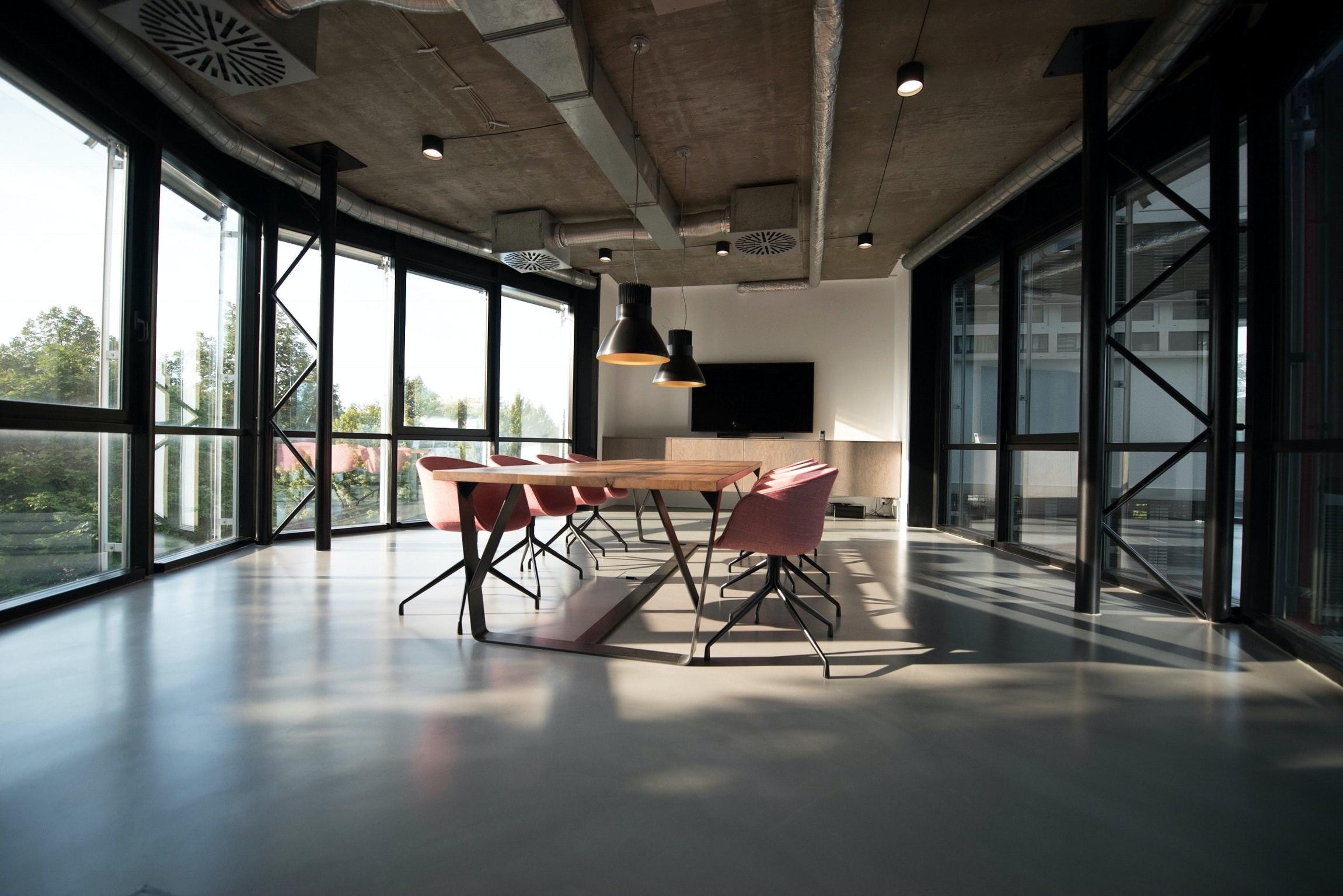 Waarop letten bij het vinden van een vergaderzaal?