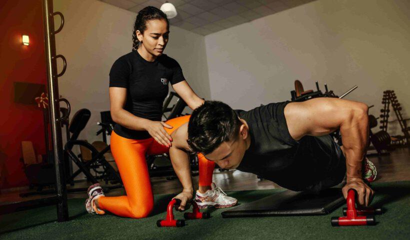 Wanneer een professional trainer inhuren?